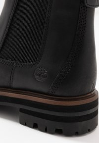 Timberland - LONDON SQUARE CHELSEA - Ankelboots - black - 2