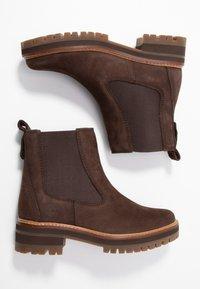 Timberland - COURMAYEUR VALLEY CHELSEA - Stiefelette - rust earthybuck - 3
