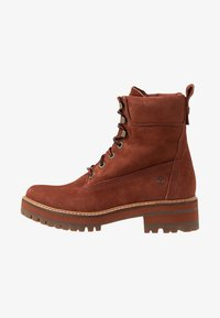 Timberland - COURMAYEUR VALLEY BOOT - Schnürstiefelette - rust - 1