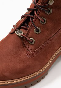 Timberland - COURMAYEUR VALLEY BOOT - Schnürstiefelette - rust - 2