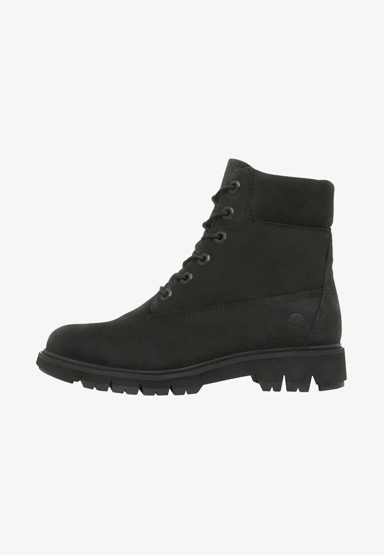 Timberland - LUCIA WAY 6IN WP BOOT - Lace-up ankle boots - black