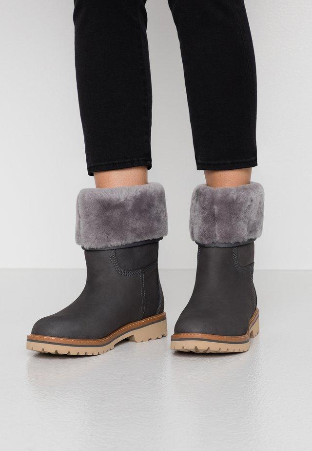CHAMONIX VALLEY WP  - Bottes de neige - medium grey