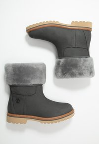 Timberland - CHAMONIX VALLEY WP  - Snowboot/Winterstiefel - medium grey
