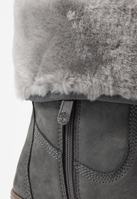 Timberland - PARIS HEIGHT - Bottines à talons hauts - medium grey - 2