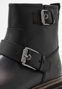 Timberland - LONDON SQUARE - Cowboystøvletter - black - 2