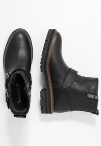 Timberland - LONDON SQUARE - Cowboystøvletter - black - 3