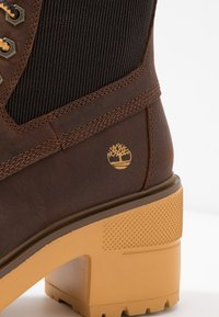 Timberland - BLOSSOM MID BOOTIE - Lace-up ankle boots - brown - 2