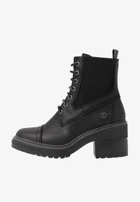 Timberland - BLOSSOM MID BOOTIE - Lace-up ankle boots - black - 1