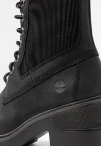 Timberland - BLOSSOM MID BOOTIE - Lace-up ankle boots - black - 2