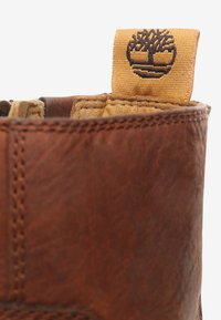 Timberland - BLOSSOM SIDE ZIP - Plateaustiefelette - brown - 5