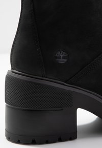 Timberland - BLOSSOM SIDE ZIP - Plateaustiefelette - black - 2