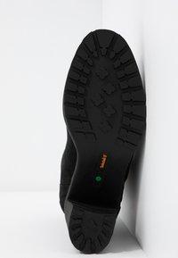 Timberland - ALLINGTON BOOTIE - Kotníkové boty - black - 6