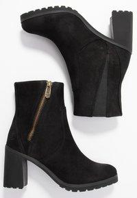 Timberland - ALLINGTON BOOTIE - Kotníkové boty - black - 3