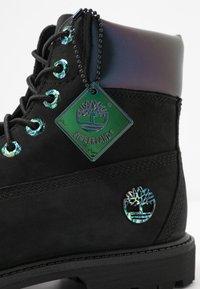 Timberland - 6IN PREMIUM BOOT - Snowboot/Winterstiefel - black - 7