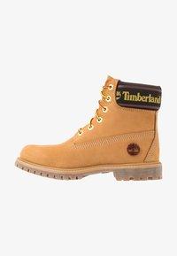 Timberland - 6IN PREMIUM BOOT  - Snørestøvletter - wheat - 1