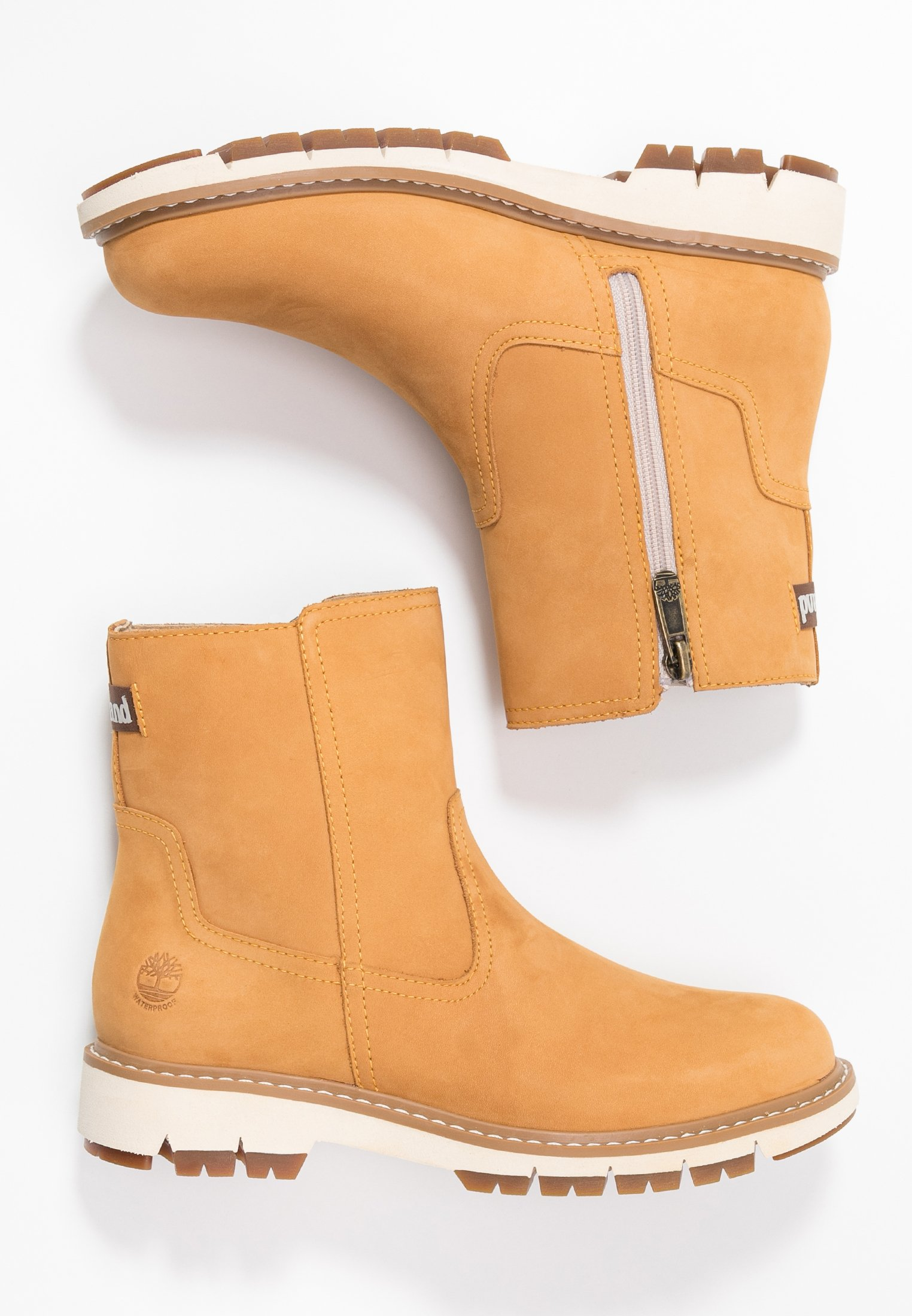 Timberland LUCIA WAY LOW BOOTIE Stiefelette wheat