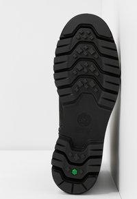 Timberland - LUCIA WAY LOW BOOTIE - Støvletter - black - 6