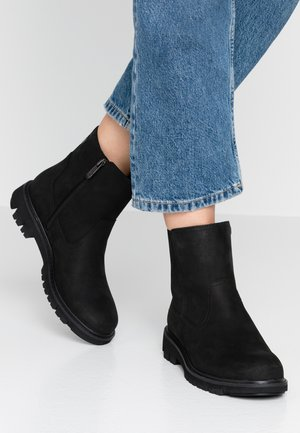 LUCIA WAY LOW BOOTIE - Støvletter - black