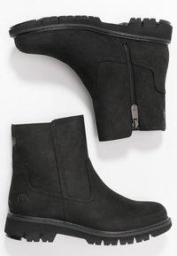 Timberland - LUCIA WAY LOW BOOTIE - Støvletter - black - 3