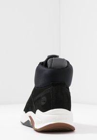 Timberland - DELPHIVILLE HIKER - Zapatillas altas - black - 5