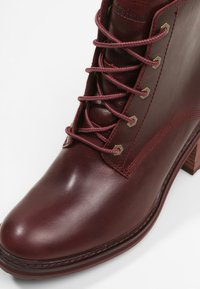 Timberland - SIENNA - Lace-up ankle boots - purple - 6