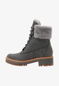 Timberland - COURMAYEUR VALLEY - Snowboot/Winterstiefel - medium grey - 1