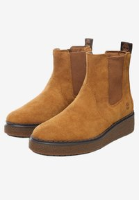 Timberland - BELL LANE - Plateaustiefelette - dark sand - 2