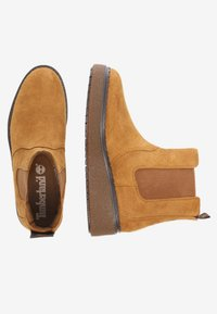Timberland - BELL LANE - Plateaustiefelette - dark sand - 1