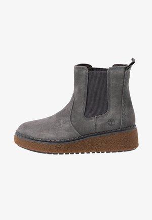 BELL LANE CHELSEA - Kotníkové boty na klínu - dark grey