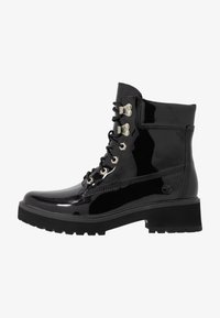 Timberland - CARNABY COOL - Bottines à lacets - black - 0