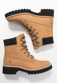 Timberland - CARNABY COOL - Bottines à lacets - medium beige - 1