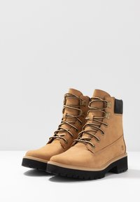 Timberland - CARNABY COOL - Bottines à lacets - medium beige - 2