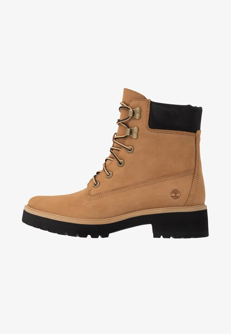 Timberland - CARNABY COOL - Bottines à lacets - medium beige