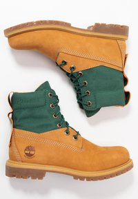 Timberland - 6IN PREMIUM REBOTL WP  - Lace-up ankle boots - wheat - 3