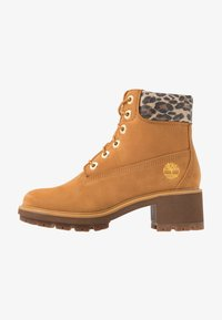 Timberland - KINSLEY WP BOOT - Schnürstiefelette - wheat - 1