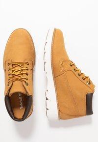 Timberland - KEELEY FIELD NELLIE - Sneaker high - wheat - 3