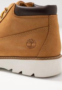 Timberland - KEELEY FIELD NELLIE - Sneaker high - wheat - 2