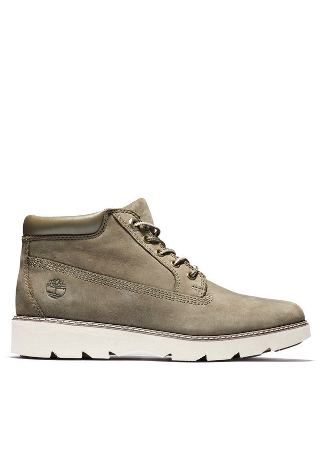 KEELEY FIELD NELLIE - Sneaker high - olive nubuck