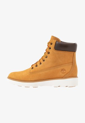 KEELEY FIELD 6IN - Lace-up ankle boots - wheat