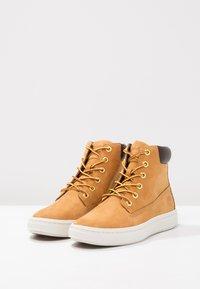 Timberland - Sneakers hoog - wheat - 3