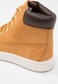 Timberland - Sneakers hoog - wheat - 6