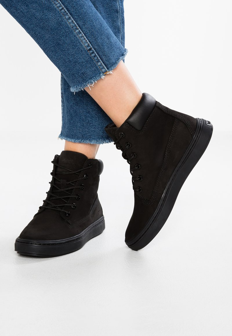 Timberland - High-top trainers - blackout