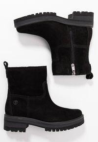 Timberland - COURMAYEUR VALLEY  - Støvletter - black - 3