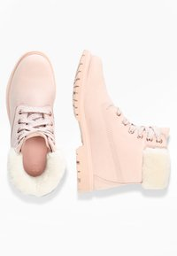 Timberland - 6IN PREMIUM - Lace-up ankle boots - cameo rose - 1