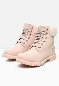 Timberland - 6IN PREMIUM - Lace-up ankle boots - cameo rose - 2
