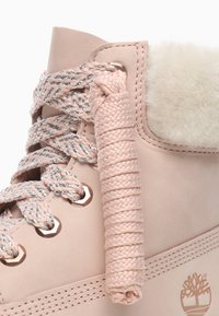 Timberland - 6IN PREMIUM - Lace-up ankle boots - cameo rose