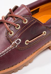 Timberland - AUTHENTICS  - Boat shoes - burgundy - 5