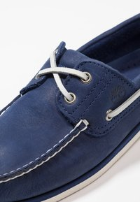 Timberland - CLASSIC 2 EYE - Boat shoes - dark blue - 9