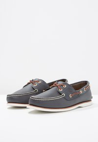Timberland - CLASSIC - Chaussures bateau - navy - 4