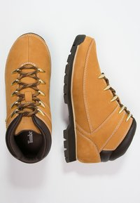 Timberland - EURO SPRINT - Lace-up ankle boots - wheat - 1